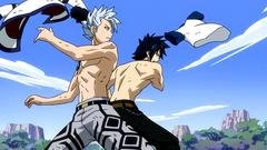 Lyon y Gray se enfrentan a Racer