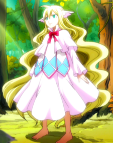 Mavis Vermillion anime