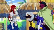 Moka's reward denied by Erza