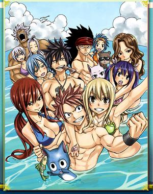 Fairy Tail OVA 4 Cover