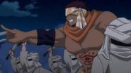 Ajeel Squad in anime