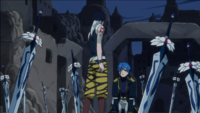 Midnight tells about the Nirvana to Jellal