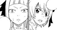 Yukino and Sorano encounter