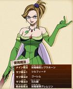 Evergreen's render in GKD