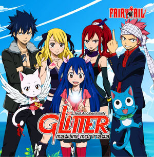 Glitter Fairy Tail Edition Cover