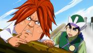 Ichiya and Yuka at Chariot