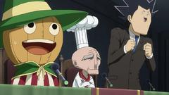 Yajima, Chapati y Mato emocionados