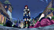 Erza Defeats Sherry and Yuka
