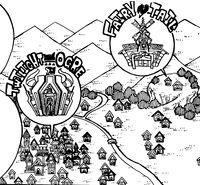 Fairy Tail localizacion