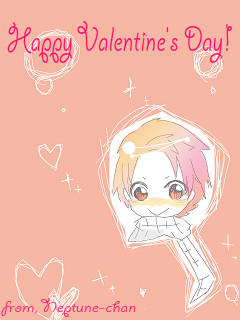 Natsu - Valentine's Day!