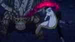 Cobra vs. Dragón de Roca