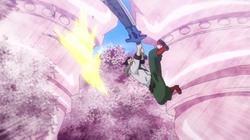Hiroshi Ataca a los Gigantes