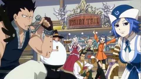 Fairy Tail OVA Opening 1