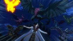 Rogue del Futuro Controla a los Dragones