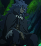 Acnologia at the cave