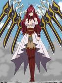Armadura Alas de Espada Anime