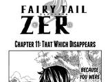 Fairy Tail Zerø: Глава 11
