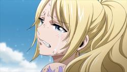 Jenny luego del sacrificio de Ichiya
