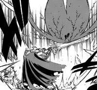 Mard attacks the Spirit King