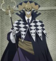 Apariencia Keyes anime