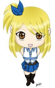 Lucy Hearfilia chibi