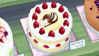Erza's cake