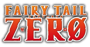 Fairy Tail Zero Logo