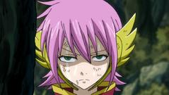 Meredy glares at Ultear