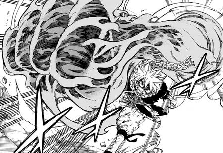 Natsu's final attack
