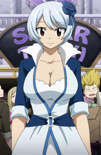 Yukino's appearance