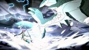 Erza vs. Blizzardvern