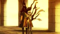 Rogue overpowers Gajeel