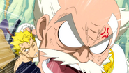 Episode 120 - Makarov yells at Laxus