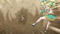 Lucy uses Aquametria