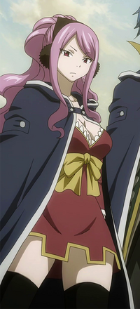 Meredy's appearance in X791