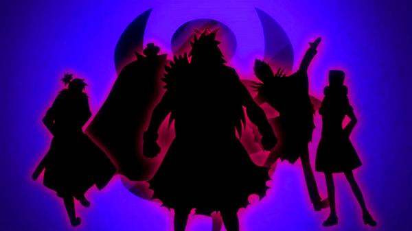 Phantom Lord Magos de Clase-S