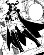 Neo Minerva appears to confront Erza
