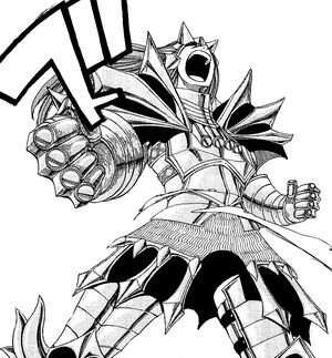 Adamantine Armor(Manga Ver.)
