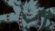 Ezel's battle-loving personality