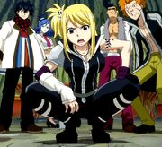 Lucy Ashley anime