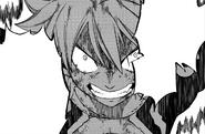 Natsu's resolve
