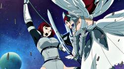 Episode 91 - Erza Scarlet vs Erza Knightwalker