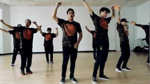Mos Wanted Crew Camo & Orange Welcome Home Celebration Music By Problem & New Boyz