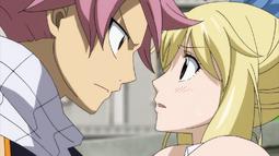 Natsu Promete a Lucy Recuperar a Gray