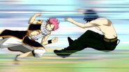 Natsu strikes back