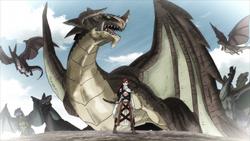 Irene, la reina de los dragones