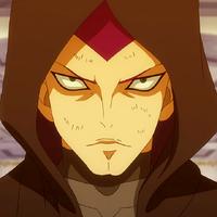 Kama's face