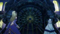 Lucy and Yukino want to destroy Eclipse