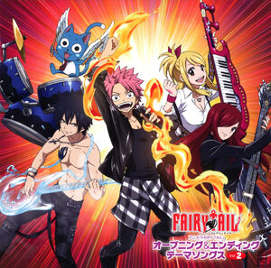 Fairy Tail Intro & Outro Themes Vol 2