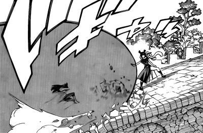 Minerva Direct Blast Against Kagura